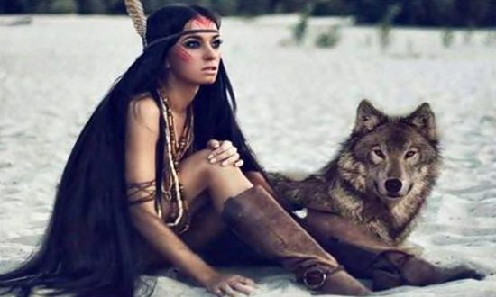 a-mulher-e-o-lobo