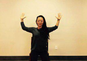 4 poses yoga para postura perfeita se você fica4