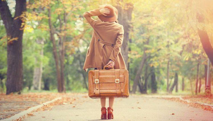 roupas mala viagem mulher