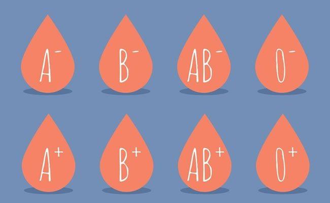 descubra o que seu tipo sanguíneo revela