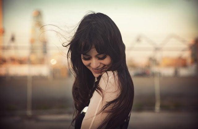 Solteira inteira e feliz