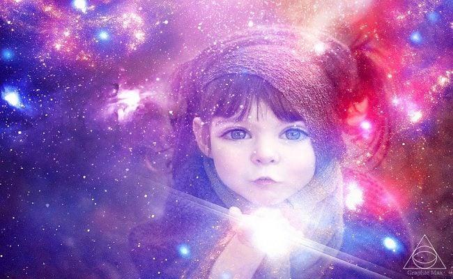 crianças das estrelas