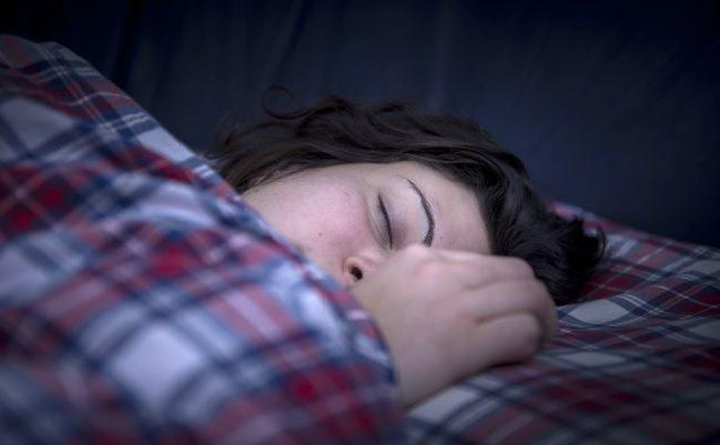dormir em completa