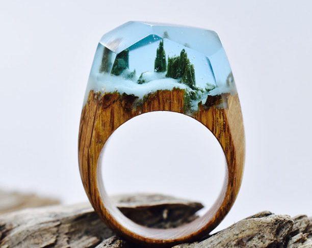 estes anéis de madeira11