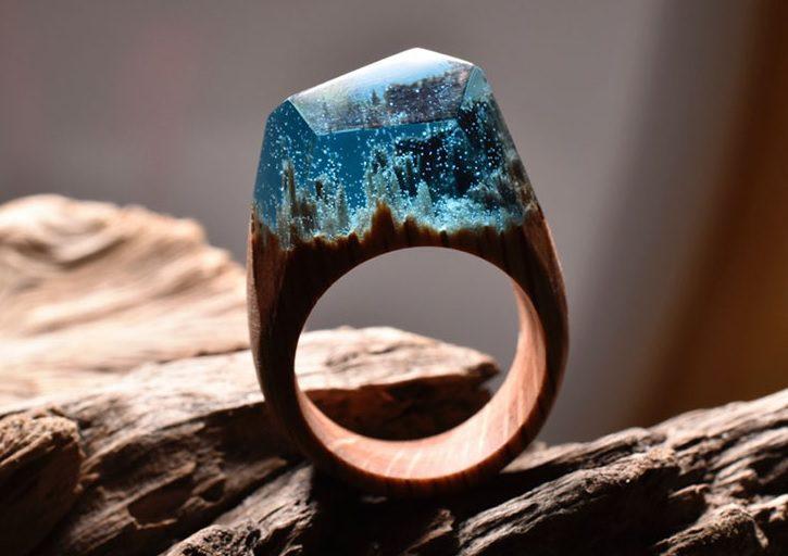 estes anéis de madeira9