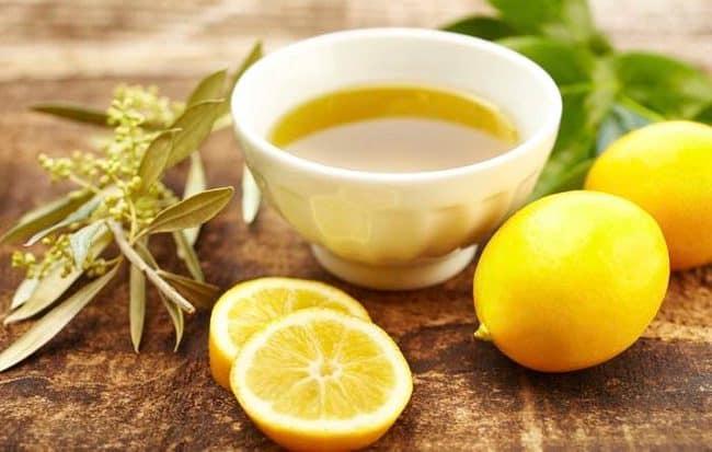 misture o suco de limão e