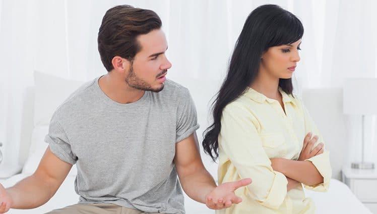 6 tipos de relações