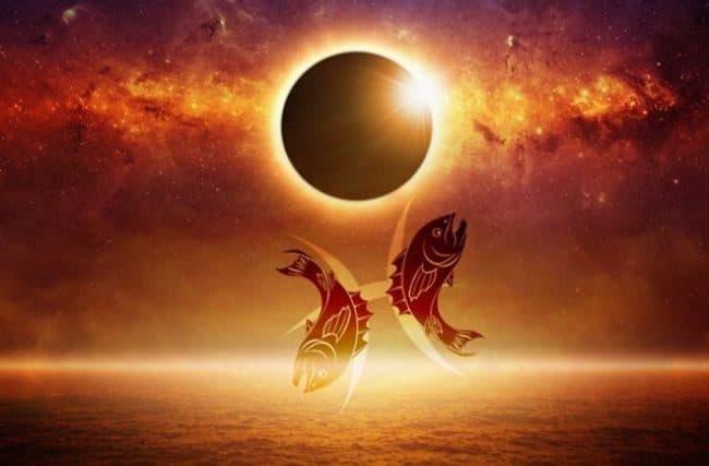 raro eclipse solar em