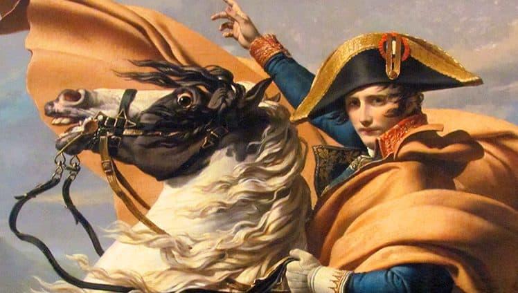 Precisamos de Napoleōes