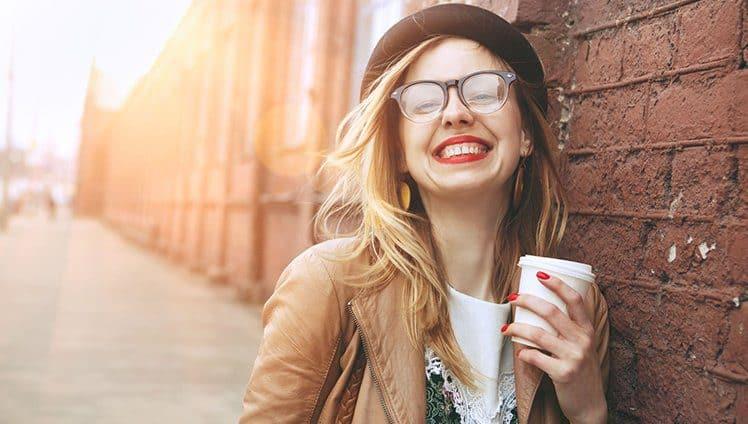 Busque ser feliz ao invés de buscar ser perfeito