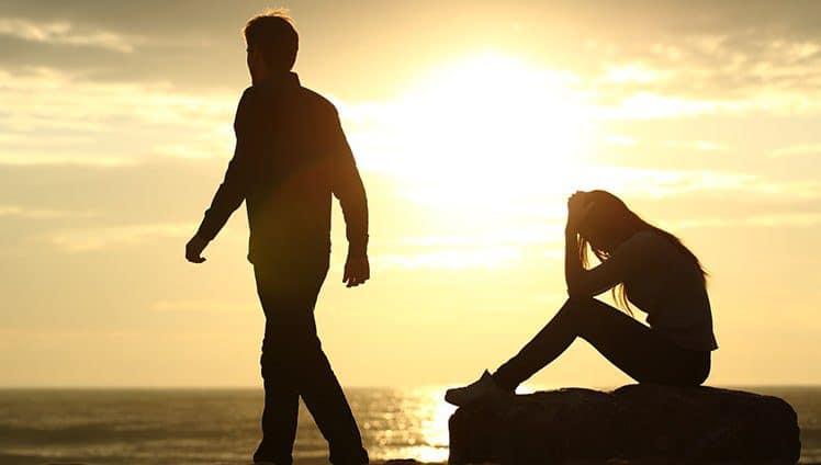 Relacionamento Os 5 sentidos que perdem todo o sentido quando nos