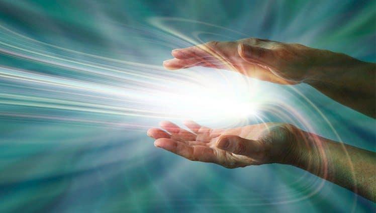 Somos um corpo de luz