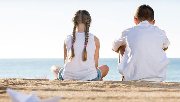 A dor silenciosa dos enteados quando o pai ou a mãe se separa