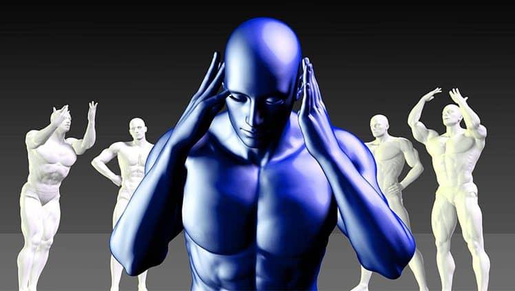 Como não deixar que os pensamentos negativos interrompam as vibrações positivas