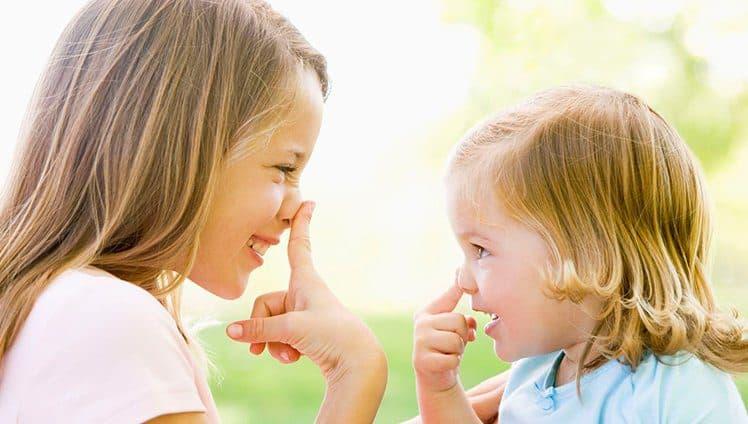 Razões pelas quais sua irmã mais velha é uma das pessoas mais importantes em sua vida. site