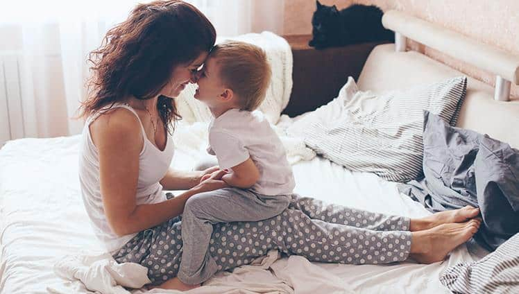 Sobre ser mãe