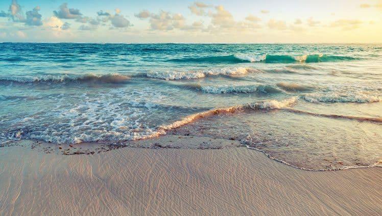 7 benefícios do mar