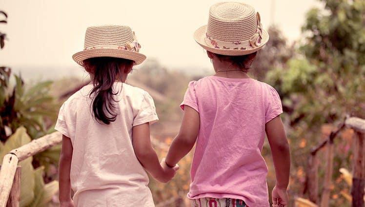 amizade não tem hora