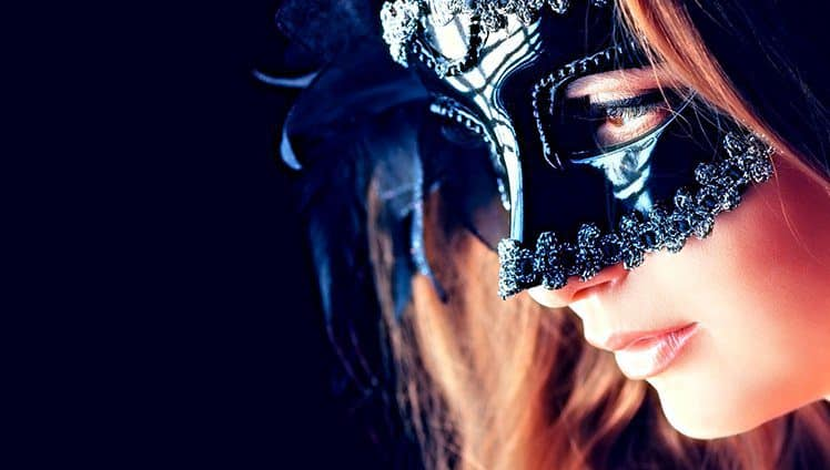 Por detrás da máscara