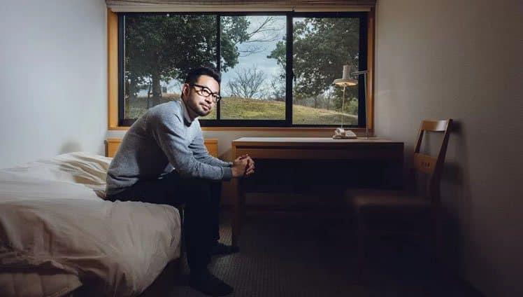 Japonês que vive uma vida minimalista