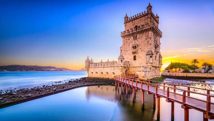 Lisboa foi eleita