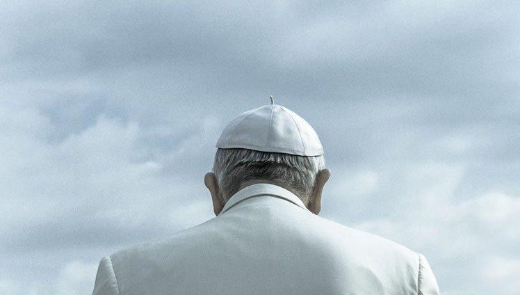 cinco mensagens do papa