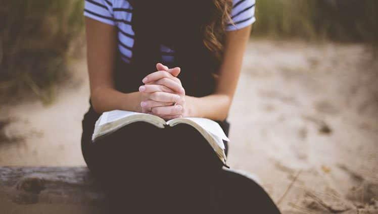 Uma oração para quando