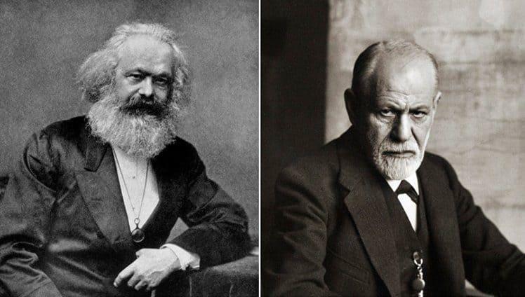 Marx e Freud