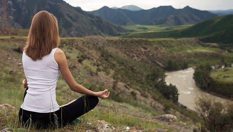 Meditação: o bem que ela faz
