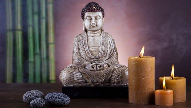 8 princípios budistas