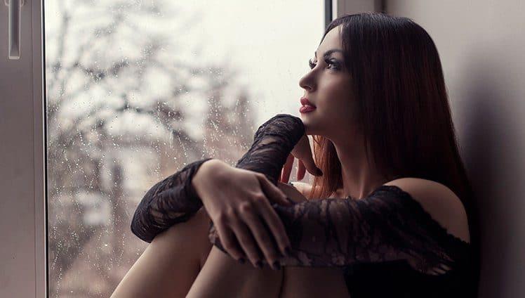 as vezes a solidão