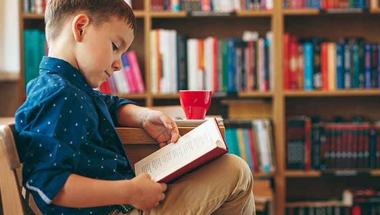 a força da leitura