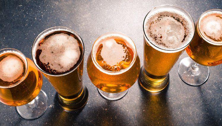 beber cerveja é mais