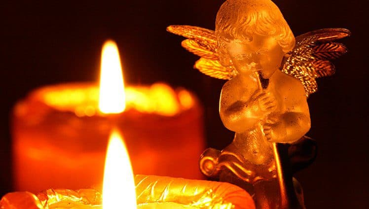 Olá, eu sou o anjo