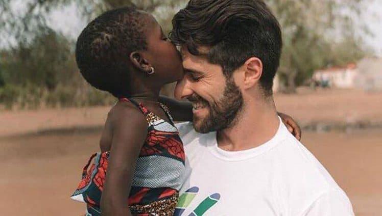 de volta à África