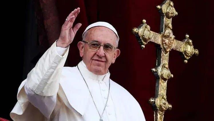 Papa Francisco sugere