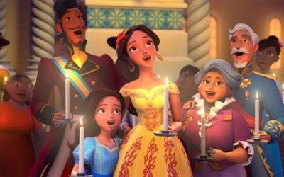 As princesas atuais