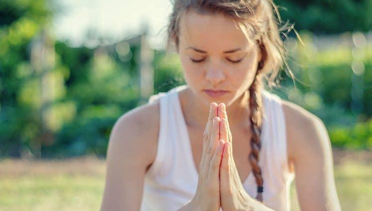 A gratidão traz saúde
