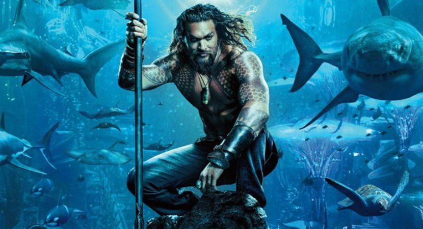 Aquaman já levantou