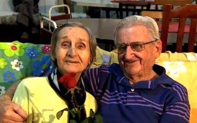 reencontra depois de 65 anos
