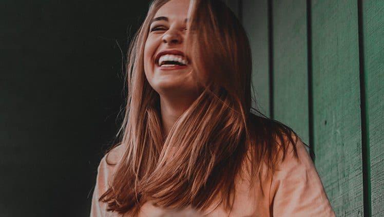 Seu sorriso pode curar…