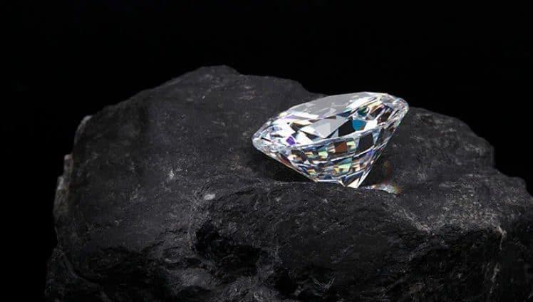 transformar carvão em diamantes
