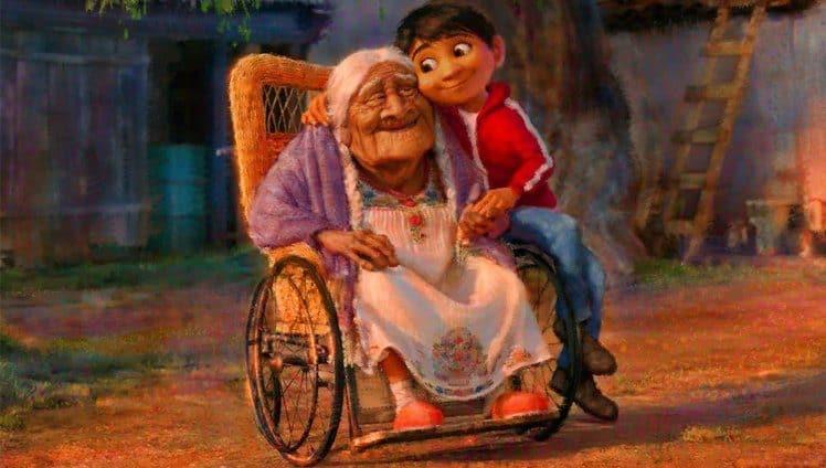 é por isso que a sua avó é sua