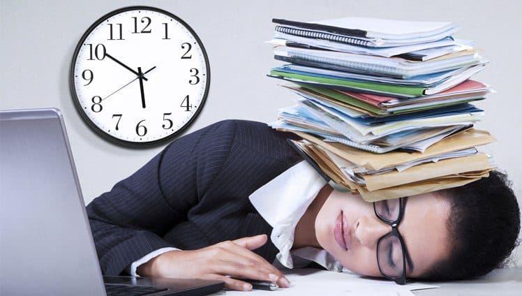 pessoas que dormem demais