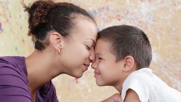 ser uma mãe amorosa2