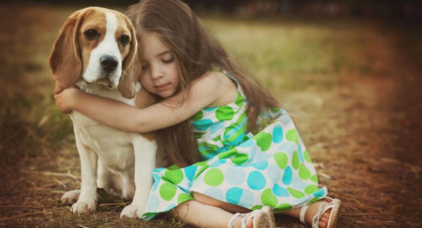 O amor e a empatia das crianças são tesouros que devem ser preservados por  toda a vida