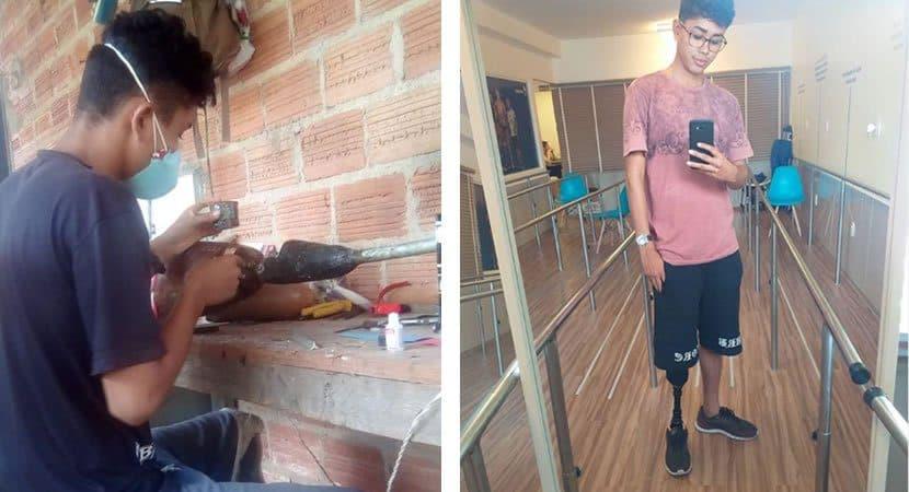 SEGREDOviralGaroto que fez perna