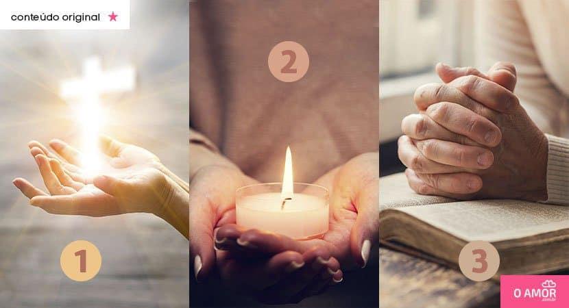 A imagem que você escolher o revelará uma poderosa lição de Deus 1