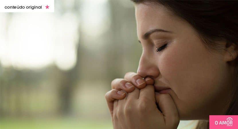 Que nunca lhe falte força para lutar e Cristo em seu coração