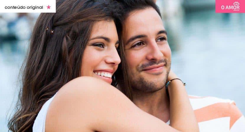 O amor é entrega exige confiança e um desejo ardente de fazer o outro feliz